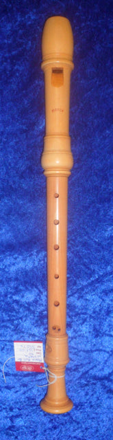 3507S Moeck Alto Rottenburgh Recorder in Maple and in fairly good condition for age - no case.