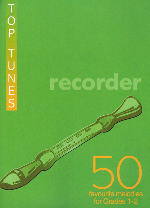 Various: Top Tunes for Recorder