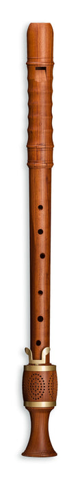 Mollenhauer Kynseker Tenor Recorder in Plumwood with Key