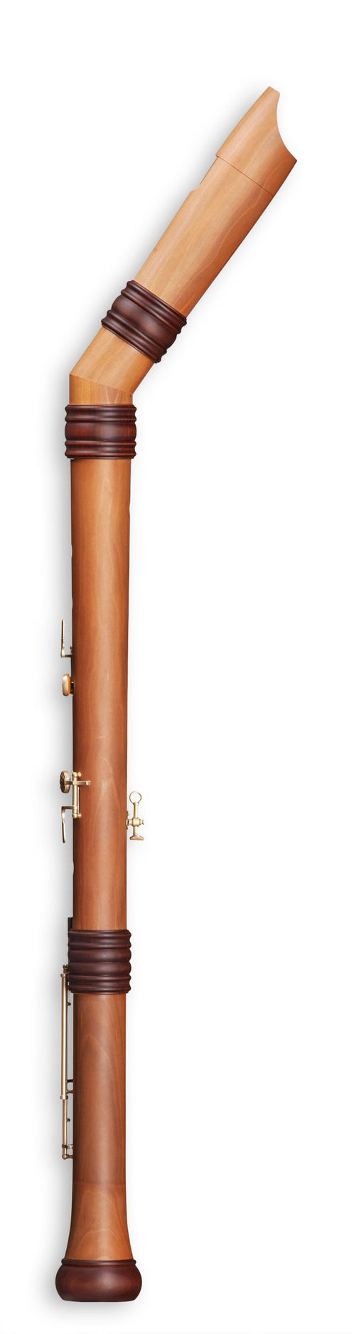 Mollenhauer Dream Knick Bass Recorder in Pearwood