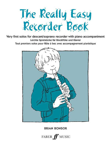 Bonsor: The Really Easy Recorder Book