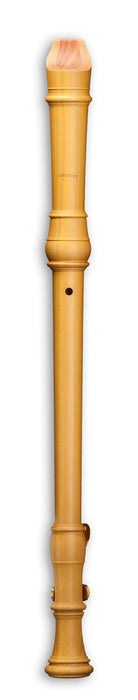 Mollenhauer Denner Tenor Recorder with Double Key in Boxwood