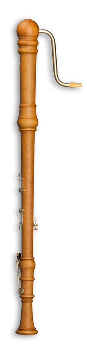 Mollenhauer Denner Bass Recorder in Pearwood