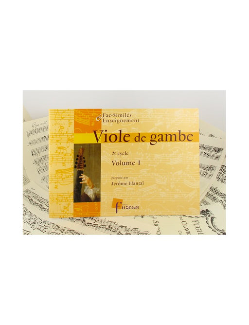 Various: Music for Viola da Gamba, Series 2, Vol. 1