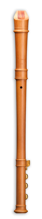 Mollenhauer Modern Alto Recorder with E-foot in Pearwood