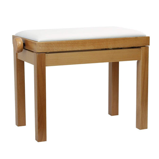 Camac Harp Bench in Maple - suitable for all Camac Lever Harps & Pedal Harps