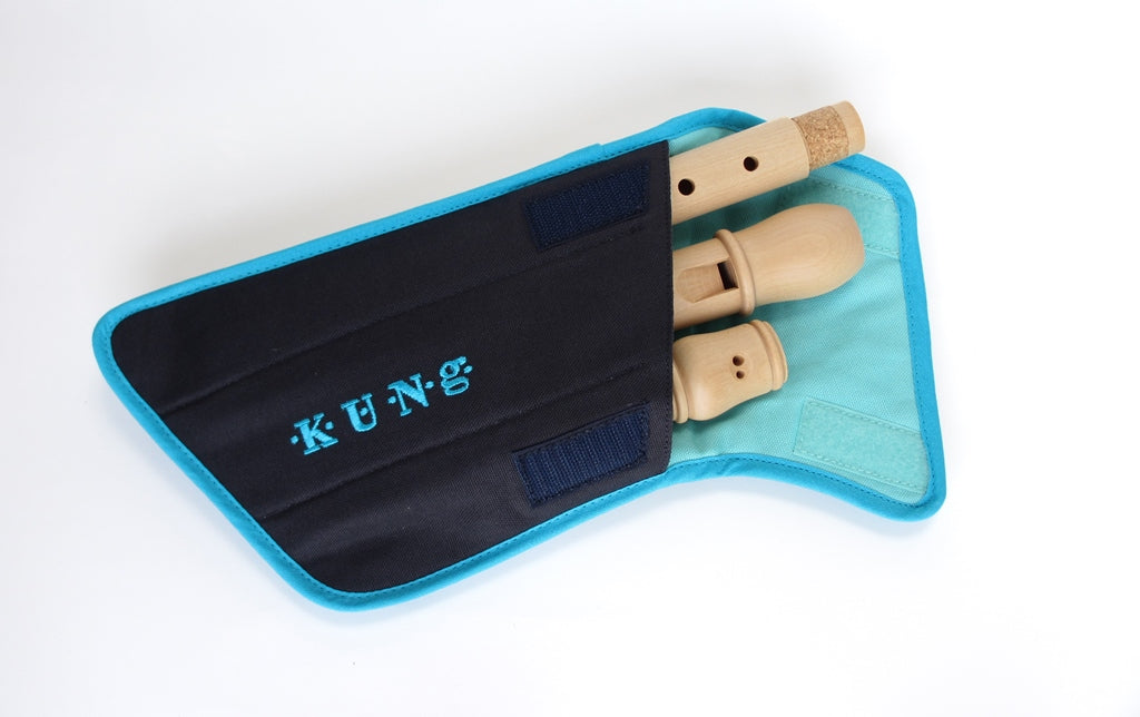 Canvas Alto Recorder Case by Kung