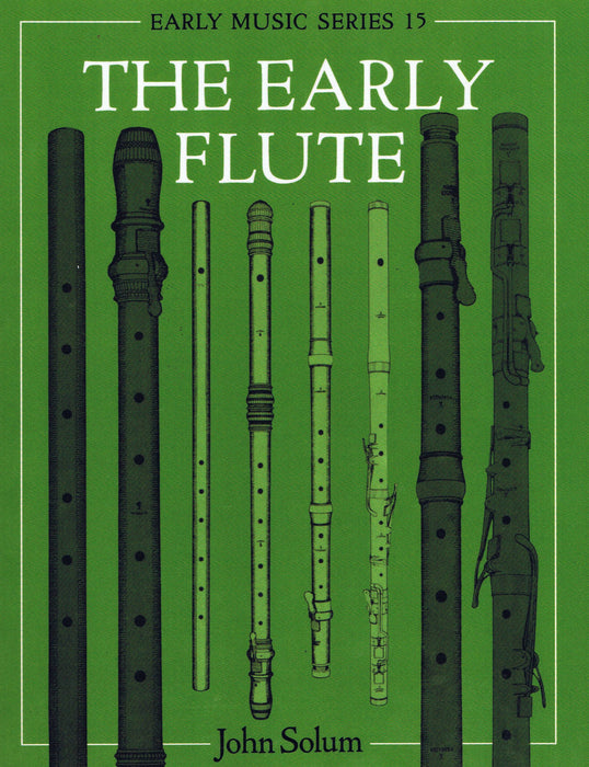 Solum: The Early Flute