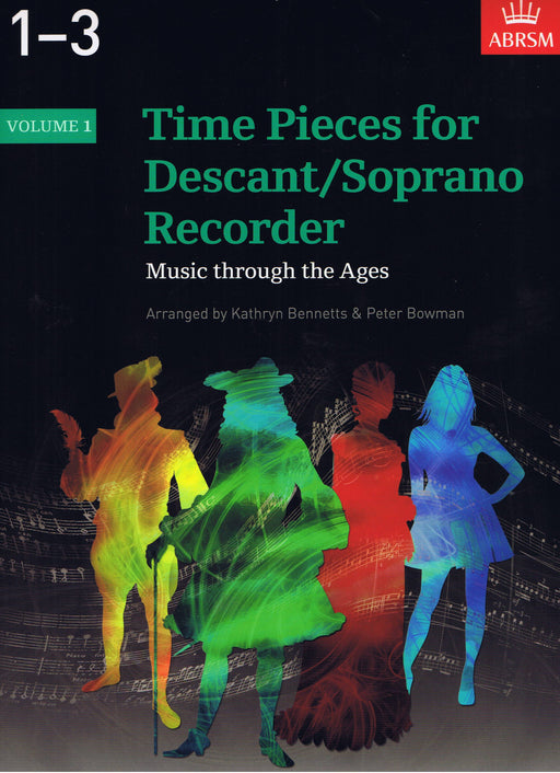 Time Pieces for Descant Recorder Vol. 1