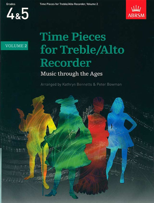 Time Pieces for Treble Recorder Vol. 2