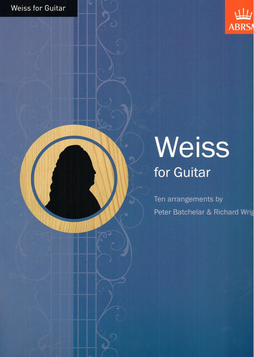 Batchelar & Wright (arr.): Weiss for Guitar