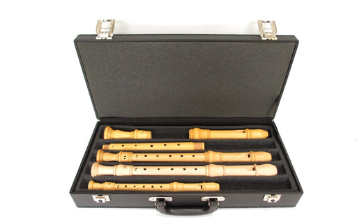 5 Slot Recorder Hard Case by Kung