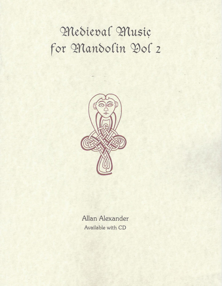 Various: Medieval Music for Mandolin - Volume 2