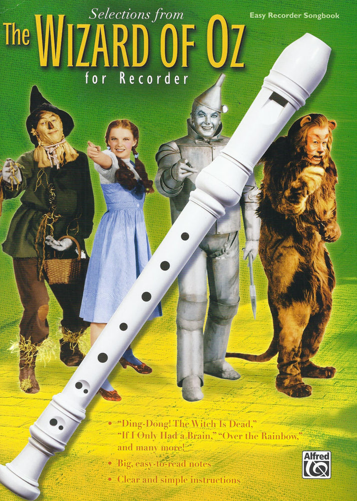 Various: The Wizard of Oz for Recorder