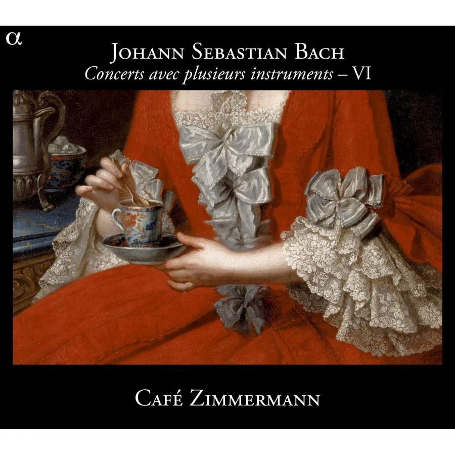 Bach: Concertos for Several Instruments, Vol. 6 CD