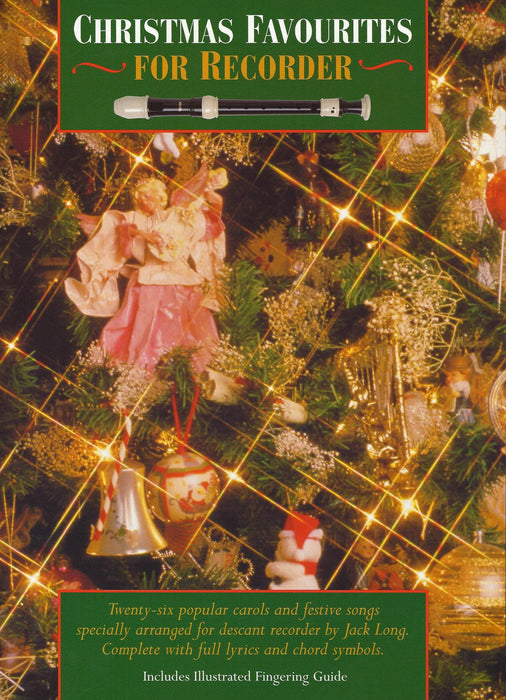 Various: Christmas Favourites for Recorder
