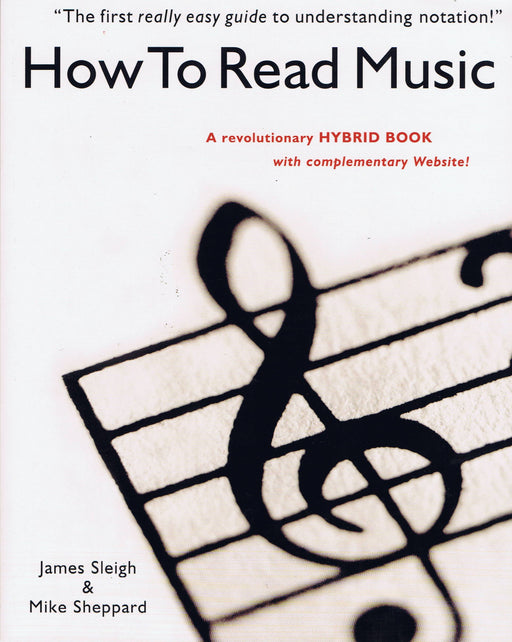 Sleigh/Sheppard: How To Read Music