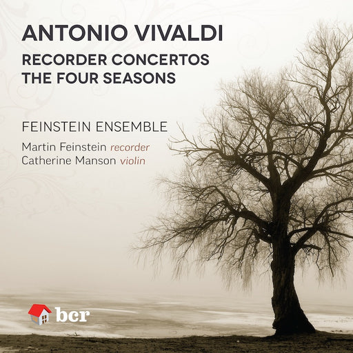 Feinstein Ensemble: Recorder Concertos - The Four Seasons