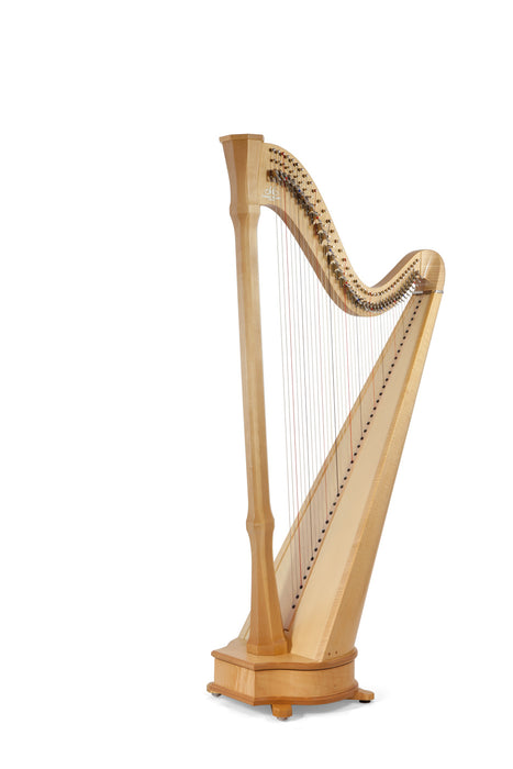 Camac Mademoiselle 40 String Harp in Maple