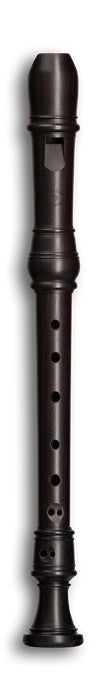 Bressan by Blezinger Soprano Recorder in Grenadilla