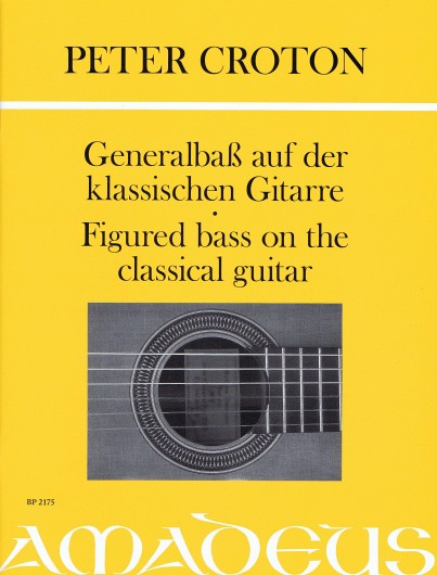 Croton: Figured Bass on the Classical Guitar