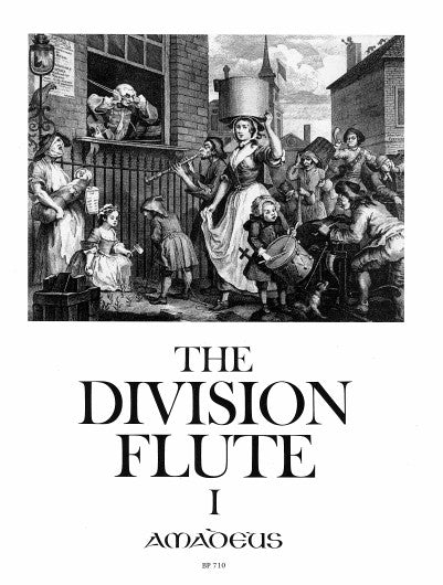 Various: The Division Flute I