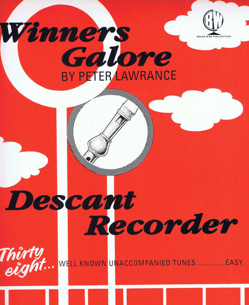 Lawrance: Winners Galore for Descant Recorder