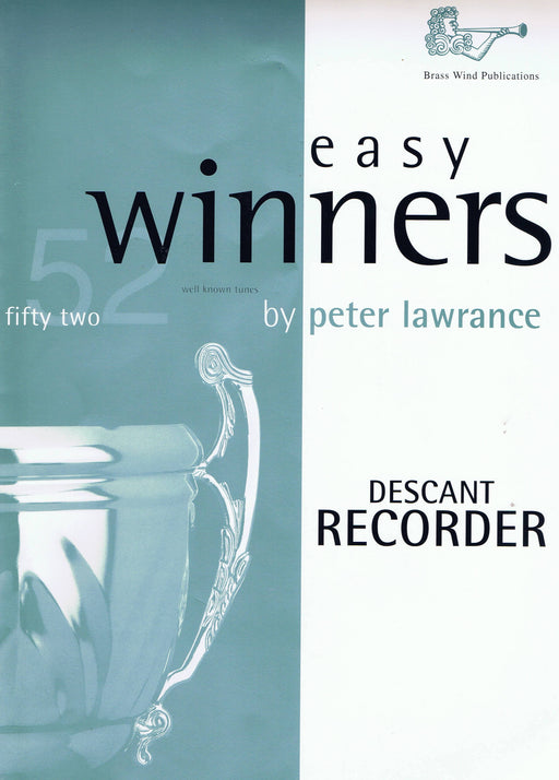 Lawrance: Easy Winners for Descant Recorder