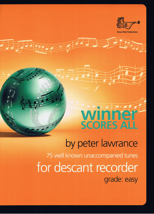 Lawrance: Winner Scores All for Descant Recorder