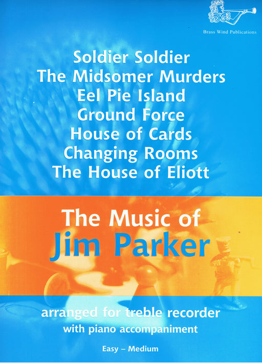 The Music of Jim Parker for Treble Recorder and Piano