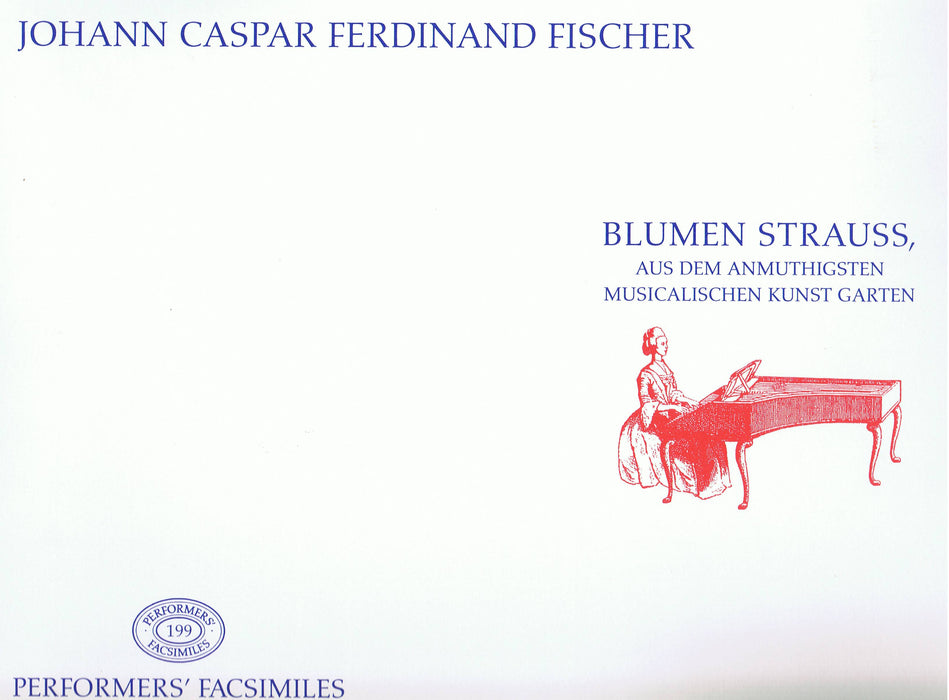 Fischer: Blumen Strauss for Keyboard
