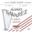 4th Octave D - Alliance Carbon Fibre Harp String by Saverez