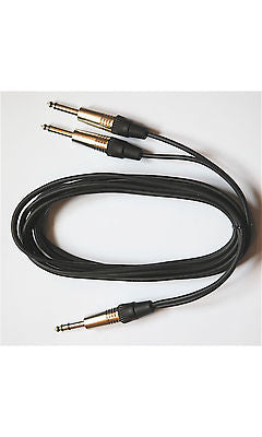 Camac DHC Y-Shaped 2 Channel J/Cable - for Camac Electro Harps