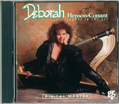 Deborah Henson-Conant: Caught in the Act CD