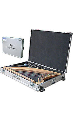 Camac DHC 32 Blue Light Electro Harp Flight Case