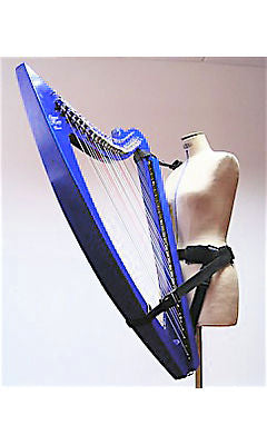 Camac DHC 32 Blue Light Electro Harp Harness