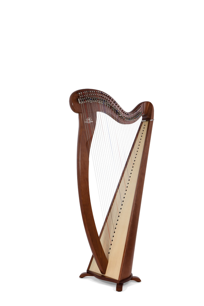 Camac Melusine 38 String Harp in Walnut