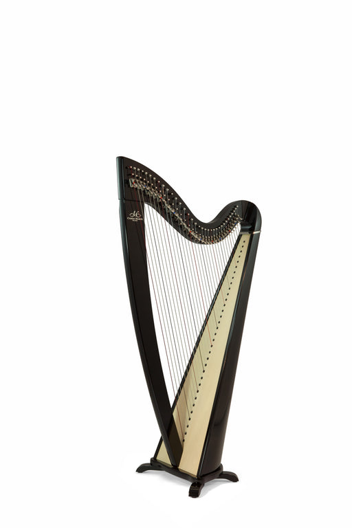 Camac Telenn 34 String Harp in Ebony