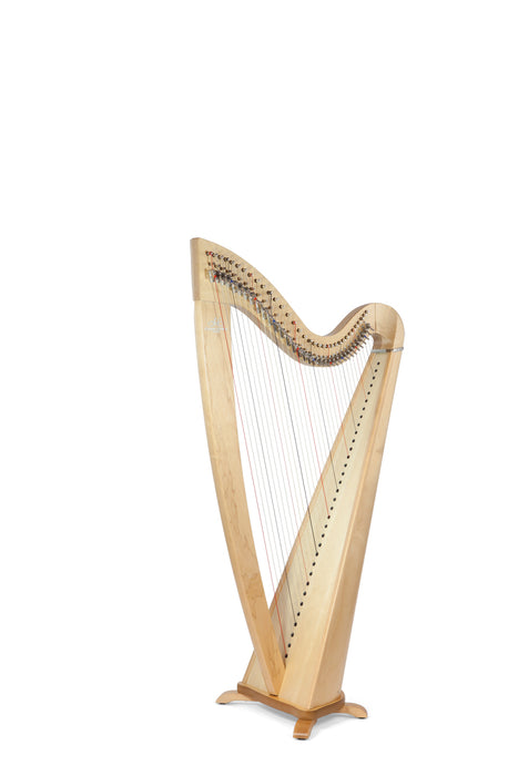Camac Telenn 34 String Lever Harp in Maple