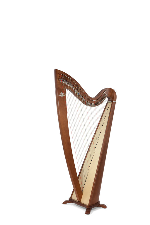 Camac Telenn 34 String Harp in Walnut