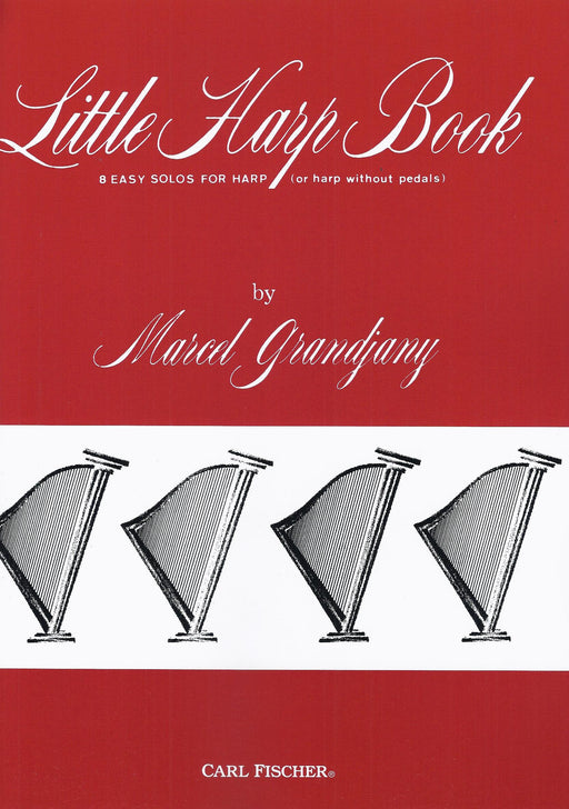 Grandjany: Little Harp Book