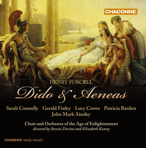 Purcell: Dido & Aeneas CD