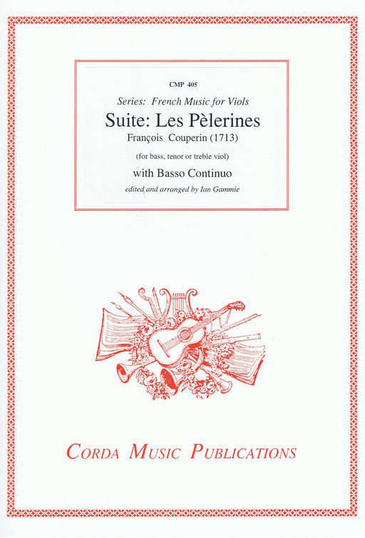 Couperin: Suite Les Pelerines for Viol and Basso Continuo