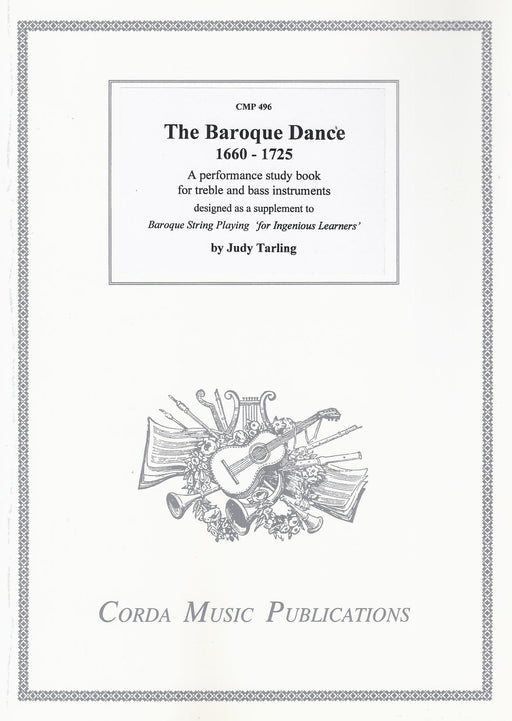 Tarling: The Baroque Dance 1660-1725