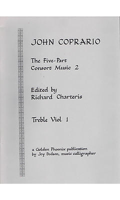Coprario: Five-Part Consort Music - Book 2