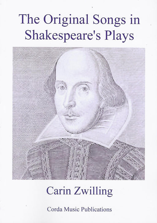 Zwilling: The Original Songs in Shakespeare's Plays