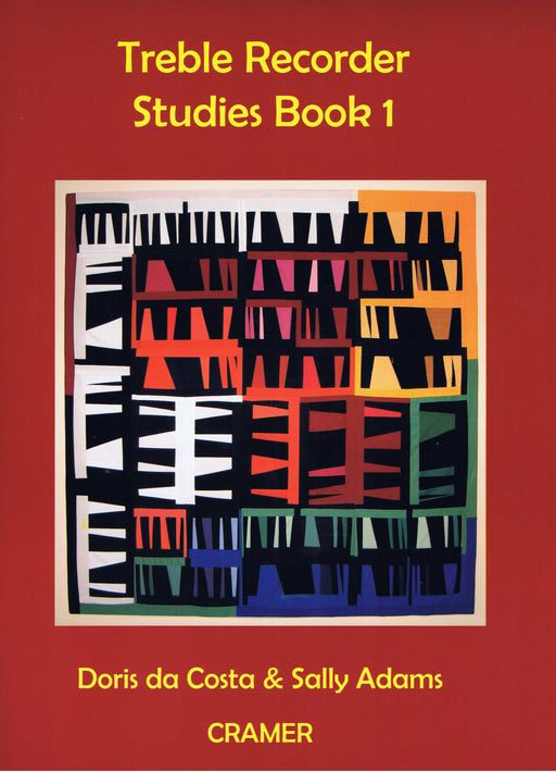 Da Costa & Adams: Treble Recorder Studies Book 1