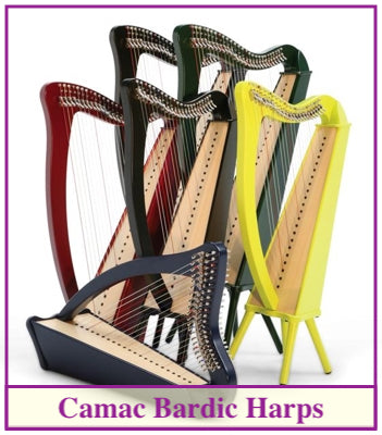 A8 Nylon String for Camac 22 & 27 Bardic Harps A no.8 - CAM6CNB08