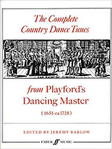 Barlow (ed.): The Complete Country Dance Tunes from Playford's Dancing Master