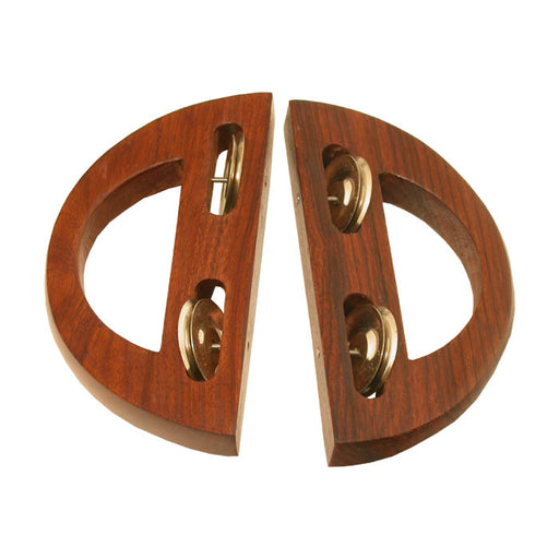 Cymbal Clacker (Pair) by Early Music Shop